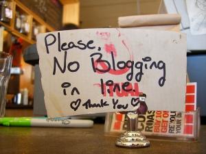 Blogging oct 22