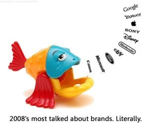 Top 10 brands Social media Buzz Monitoring