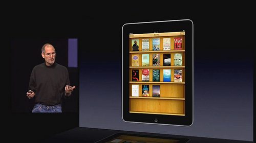 iBooks Apple changing publishing decimate industries video online gaming