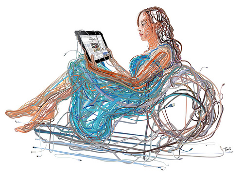 Digital and Online What's Next Social Media Blogging iPad Mobile