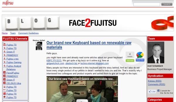 Fujitsu's Multiple=