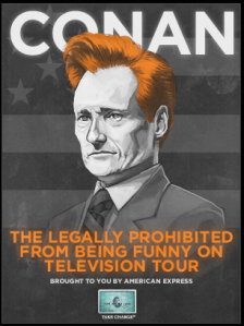 Conan O'Brien Social Media Marketing