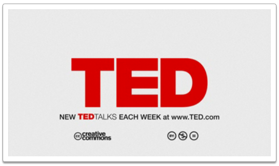 Ted Talk Video and Social Networks and Intimacy